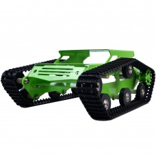 Tank Car Crawler Chassis Tracked Vehicle Parts Tank Car Chassis for Remote Control Arduino DIY