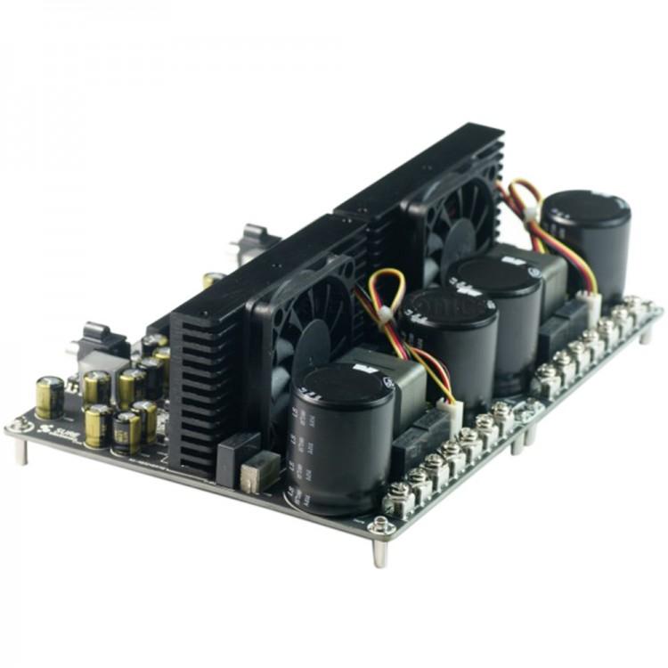Irs2092 2x750w Class D Digital Audio Amplifier Board Dual