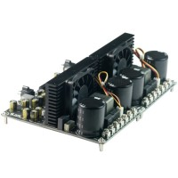 IRS2092 2x500W Class D Digital Audio Amplifier Board Dual-Channel High-Power Stereo HiFi Amp