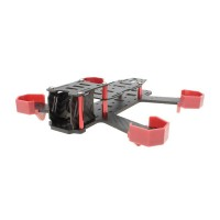 Emax Nighthawk Pro 200 210mm Wheelbase 4mm Frame Board Carbon Fiber Quadcopter Frame Kit for FPV