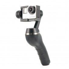 Unigo Handheld 3-Axis Handle Gopro Gimbal Stabilizer Camera Mount for Hero3 4 Yi Motion Cameras