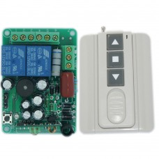 Wireless Intelligent Remote Control Switch 315MHZ Transmitter Receiver for DIY Lights Motor HangingS