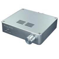 TDA7498E Class D 2x160W 2-Channel Digital HiFi Amplifier High-Power Stereo Audio Amp-Silver