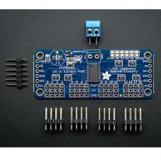 16-Channel 12bit PWM/Servo Driver Controller I2C Interface PCA9685 for Arduino Raspberry Pi Shield Module Servo Shield