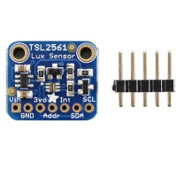 Arduino TSL2561 Module Light Intensity Detecting Ambient Brightness Luminance Sensor