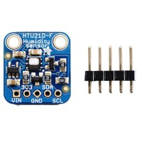 HTU21D Temperature and Humidity Sensor Module Replacing SHT15 for Arduino DIY