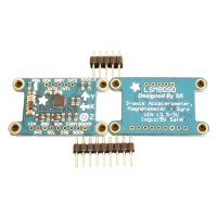 LSM9DS0 IMU 9DOF Sensors High-Precision Integrated 9-Axis Altitude Sensor Module SPI I2C for Arduino DIY