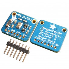 MPL3115A2 Intelligent Temperature Pressure Altitude Sensor Module V2.0 for Arduino DIY