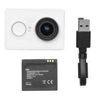 Original XiaoMi Yi 1080P Ambarella A7 16MP WIFI Sports Mini DV Action Cam