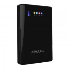 USB 3.0 Mobile WiFi 1TB HD Hard Drive Enclosure for iPhone Windows iOS Mac OS Android Smartphones