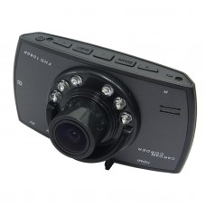 Full Car DVR Dual Camera Dual Lens Camcorder HD 1080P w/Rearview Waterproof Camera 720*1280 Video Recorder