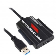 USB3.0 to SATA IDE Cable Conveter Adapter Cable for 2.5inch 3.5ich Sata IDE HDD Disk