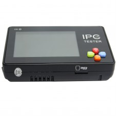 IPC-1600 Portable Wrist 3.5inch Touch LCD Screen IP Analog Network Camera Tester PTZ Control Monitor