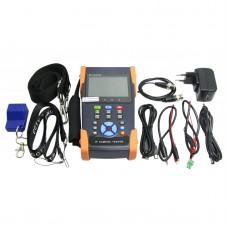 IPC-3500 3.5inch Touch Screen IP Camera CCTV Tester Support ONVIF Video Recorder WIFI Multimeter TDR Cable Test