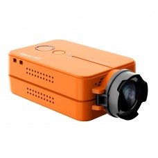 RunCam2 1080P 60fps HD FPV Sport Camera USB Interface Support WIFI for RC Multicopter-Orange