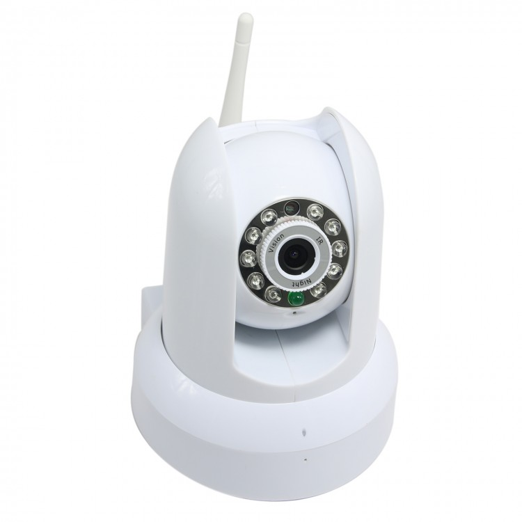 S6213Y Wireless P2P IP Network Camera Wifi Two-Way Audio Monitoring