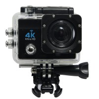 WIFI Action Camera 4K WIFI 1080P 60FPS 16mega 2.0 LCD 170D Lens Sports Ultra HD DV Waterproof Cam