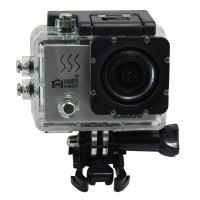 WIFI Action Camera 2.0inch LCD Screen 1080P 20Mega 170 HD Lens Sports Ultra HD DV Waterproof Cam