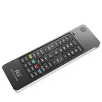 RT-MWK13 Mini 2.4GHz Wireless Keyboard 61 Keys 4in1 Intelligent Air Mouse IR Remote Audio Chat Gaming