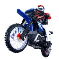 HQ528 27Mhz Moto Off Road High Speed Racing Motorcycle Remote Control RC Motor Bike for Kids
