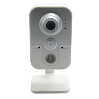 Wireless WIFI Intelligent Surveillance Network Camera HD Home CCTV Security Webcam Cam Bidirectional Monitor-Silver