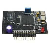 CM6631A USB Module Assembled Board for DAC5 DAC9 WM8741 DAC9 AK4399