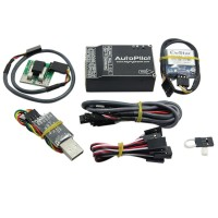 My FlyDream FD MFD AP Flight Control High Performance Auto Autopilot Combo with Metal Protective Case