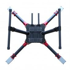 Mini-X4-G 4-Axis Folding Quadcopter Frame Wheelbase 650MM for FPV Multicopter DIY