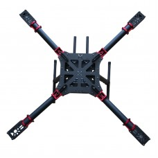 Mini-X4-G 4-Axis Folding Quadcopter Frame Wheelbase 650MM w/Landing Gear for FPV Multicopter DIY