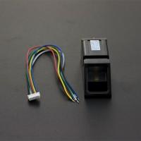 DFRobot DC3.8V-7.0V Fingerprint Recognition Sensor Module Fingerprint Identification Reader for Arduino
