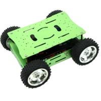 Skeleton Bot-4WD Hercules Mobile Robotic Platform Car for DIY Arduino Robot