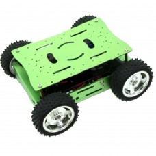 Skeleton Bot-4WD Hercules Mobile Robotic Platform Car for DIY Arduino Robot