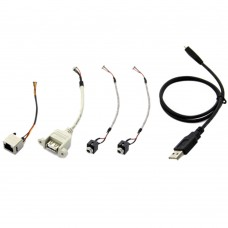 86Duino One Cable Kit Connecting Line USB RJ-45 Jack Audio Cables Accessory for DIY