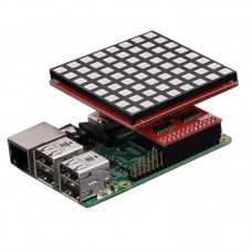 RGB-LED-Matrix 8x8 Light Emitting Diode Expansion Module DIY for Raspberry Pi B B+ A+ Arduino