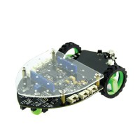 Seeedstudio Shield Bot Open-Source Infared Tracking Car Compatible with Arduino for DIY Robot