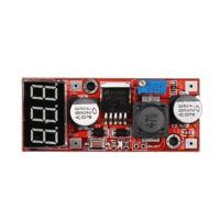 Mini Adjustable DC Power Converter 4.5V-28V 15W 150KHZ Power Module with LED for DIY