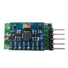 DH-6050 3-Axis MPU6050 Gyroscope Accelerometer Gimbal Control Module for Multicopter Remote Controller