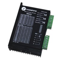 M542 Leadshine Microstep Stepper Motor Driver 2-Phase 4.2A DC18-48V for 57 86 Motor CNC Engraving Machine