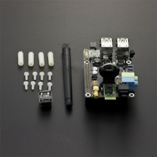 X300 Raspberry Pie Expansion Board Compatible with Raspberry Pie B+ 2 for Arduino DIY