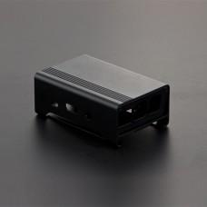 Aluminum Case Black Enclosure Shell Box for Raspberry Pi model B+/Pi 2 Model B DIY