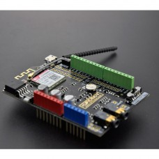 DFRobot SIM800H Module GPRS GSM Shield V1.0 Communication Module Expansion Board for Arduino