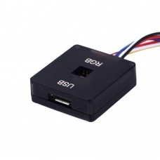 RGB USB Module External LED Indicator with Case for PIX Flight Controller