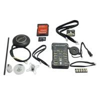 Pixhawk PX4 2.4.6 32bit Flight Controller & NEO-M8N GPS & LED board & 8G TF Card & I2C Module for FPV Multicopter