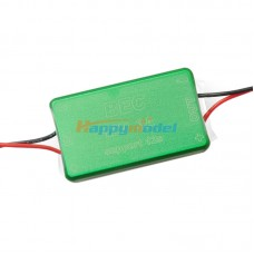FPV 1.2G 5.8G Micro BEC with CNC Enclosure 12V 3A Output 12S for Multicopter Telemetry-Green