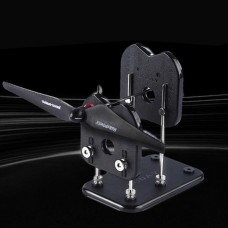 OCDAY TRU-Spin Prop Propeller Balancer with Scale for Airplanes Multicopters Helicopters Boats
