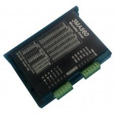 3-Phase Stepper Motor Driver 3MA860 for NEMA 23 34 Stepper DC18-80V AC18-60V Input 2.0-8.3A Output for CNC