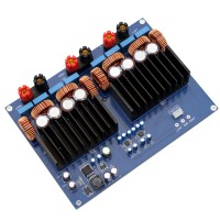 TAS5630 2.0 Class D DC48V 1200W High-Power Stereo Digital Amplifier Board Audio Amp