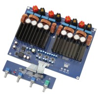 TAS5630 2.1 Class D DC48V 1200W High-Power Stereo Digital Amplifier Board Audio Amp