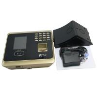 Biometric Face Recognition Fingerprint Password Time Clock Recorder Attendance Employee Electronic Reader Machine-Golden
