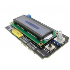 LCD Core Board Bluno Module 1602LCD i2c Key Sheild Development Board for DIY Arduino UNO